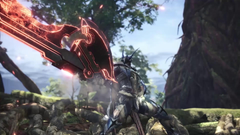 Monster Hunter World Switch Axe HD Wallpapers