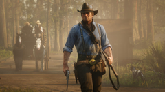Red Dead Redemption 2 Available Early at Select Retailers in North