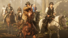 Red Dead Redemption 2 Control Tweaks Remove Mash X To Sprint