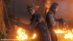 Theory The official Red Dead Redemption 2 screenshots confirm that