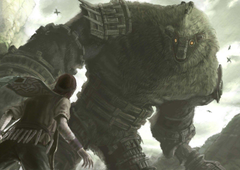 Shadow Of The Colossus Wander Video Games Colossus Creature