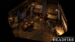 Pillars of Eternity II Deadfire Backer Rewards on Fig