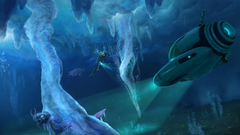 Subnautica goes arctic in Below Zero a new expansion playable this