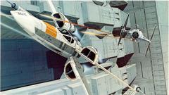 Retro X Wing Vs Tie Fighter HD Wallpapers