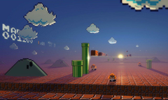 Badass Super Mario desktop wallpapers
