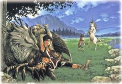 Suikoden II Character Guidebook