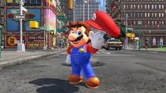 Watch every Nintendo Switch game trailer Super Mario Odyssey and