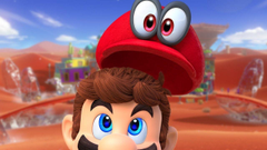 Super Mario Odyssey Won t Have Game Over Screens
