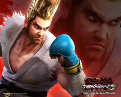 HD Wallpapers of Tekken 5