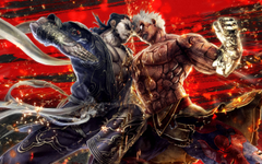 Tekken Robots Wallpapers Myspace Backgrounds Games