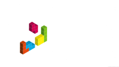 tetris cubes 3d white full hd wallpapers