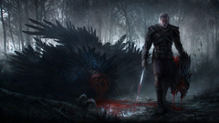 Wild Hunt HD Wallpapers