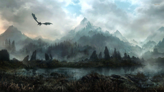 Skyrim Map Wallpapers
