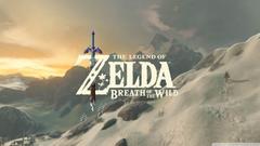 The Legend Of Zelda Breath Of The Wild 4K HD Desktop Wallpapers