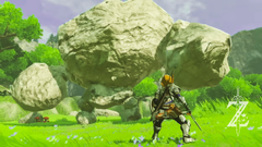 Gorgeous HD Zelda Breath of the Wild Wallpapers Quite