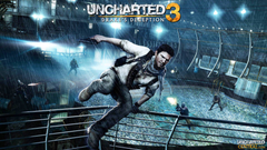 Uncharted 3 wallpapers