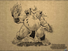 Wallpapers warcraft 2 battle edition tides of darkness