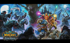 Blizzplanet The Official World of Warcraft Dark Riders Wallpapers