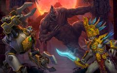 Tides of Vengeance Key Art and Press Kit Screenshots
