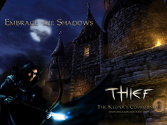 Thief The Keeper s Compound