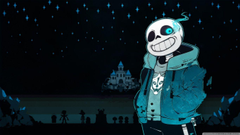 Undertale Sans HD desktop wallpapers Widescreen High Definition