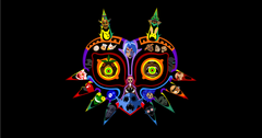 Majora s Mask Wallpapers featuring all the masks