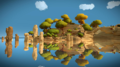 The Witness HD Wallpapers and Backgrounds Image
