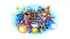 Super Smash Brothers Wii U UHD 8K Wallpapers