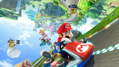 Kart Super Mario Princess Peach Bowser Mario Kart Nintendo Wii