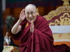 Dalai Lama says Europe belongs to the Europeans and suggests