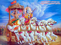 Best image about Krishna Arjun Wallpapers
