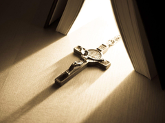 Pix For Catholic Crucifix Wallpapers