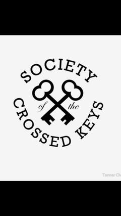 society of the crosses keys tattoo idea