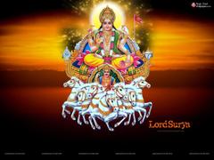 Surya Dev Hindu God Wallpapers Latest Festival Wishes