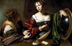 Wallpapers girls picture mythology Michelangelo Merisi da