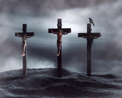 three crosses Wallpapers and Backgrounds Image