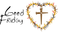 Upcoming Events Closed for Good Friday