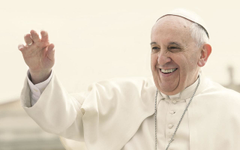Pope Francis Wake Up review