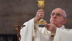 Unfiltered Cool Pope Francis Says a Wedding Without Wine Is an