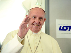 Pope Francis Is Treating Rome s Homeless to Pizza and a Day at the