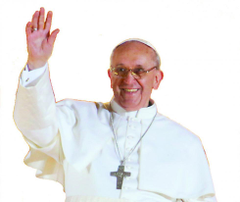Pope Francis HD PNG Transparent Pope Francis HD PNG Image