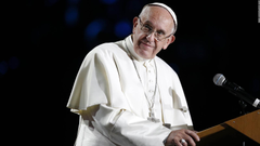 Pope Francis tells gay man God made you like that