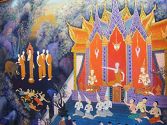 Devadatta the Disciple Who Turned Against the Buddha