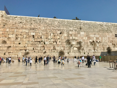 Visiting the Wailing Wall in Jerusalem s Old City