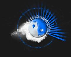 yin yang wallpapers by klg501 customization wallpapers minimalistic