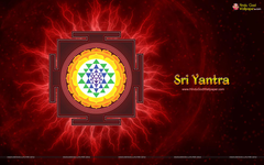 Sri Yantra Wallpapers Pictures