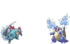 Pokemon minimalista wallpapers Blastoise Pokémon Pinterest
