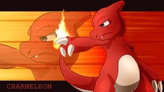 Charmeleon Pokemon HD Wallpapers