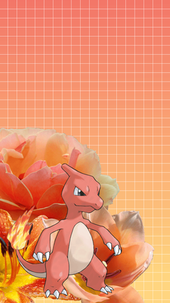 Charmeleon iPhone 6 Wallpapers by JollytheDitto