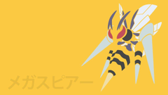 Mega Beedrill by DannyMyBrother